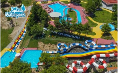 """Μοναδική προσφορά για το """"Splash Water Park"""" στον Ισθμό Κορίνθου"""