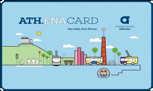 Επιδότηση ετησίων καρτών απεριορίστων διαδρομών